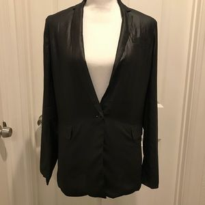 Armani exchange A|X thin lined blazer